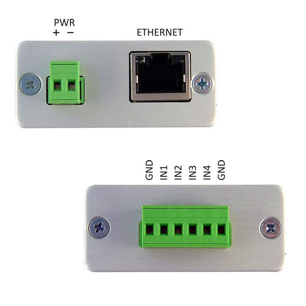 ������� �������� ���������� ������� ETHERNET PAPOUCH AD4ETH