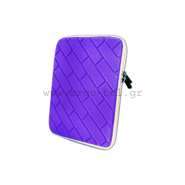 "ΘΗΚΗ ΓΙΑ TABLET EΩΣ  7"" APPROX PURPLE APPIPC07P ΜΩΒ"