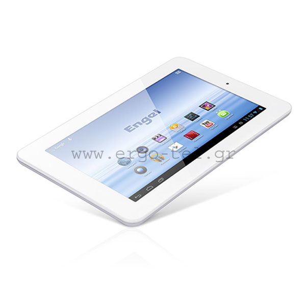 "TABLET ENGELDROID TAB720HD OS ANDROID ����������� DUAL CORE A9 ����� 7"" ����� 4GB RAM 512MB"