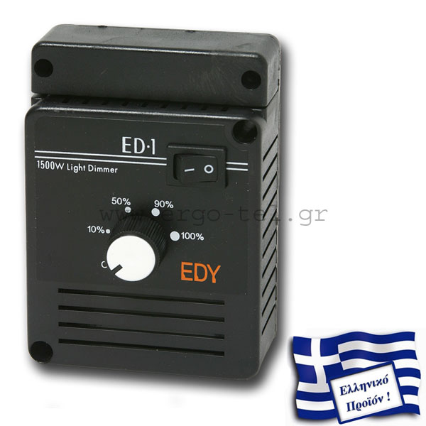 ��������� �������� - DIMMER �D-1 MAY�� 230V 1,5KW ������ ������� ����������