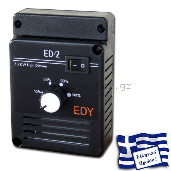 ��������� �������� - DIMMER �D-2 MAY�� 230V 2,5KW ������ ������� ����������