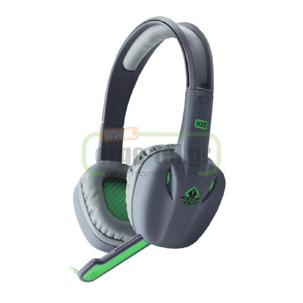 ��������� HEADPHONES ��� GAMING 111dB�3dB SPL ����� HX6