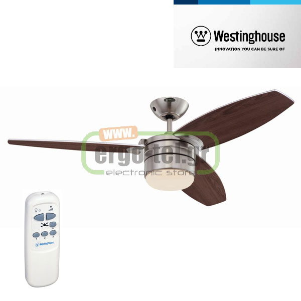 Ανεμιστήρας οροφής Westinghouse Lavada 78007 Reversible Three-Blade Φ122cm