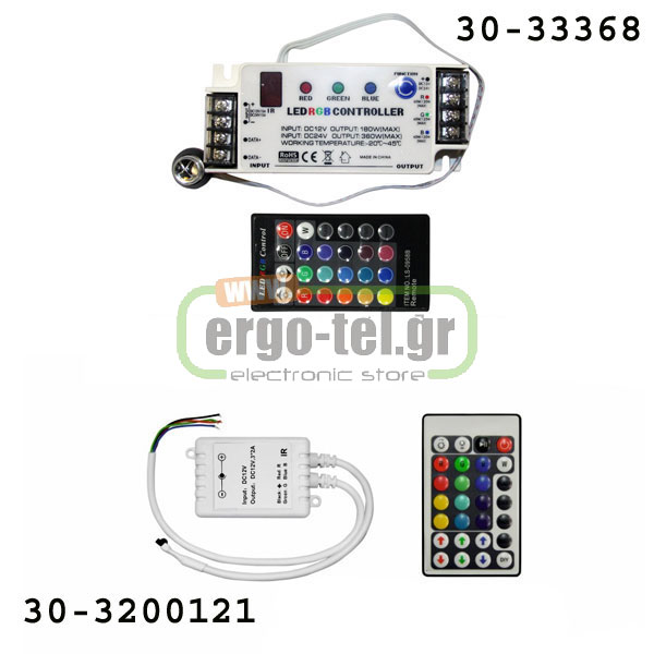 LED ������ RGB(��������� ��������) 12VDC 14,4W/m 60LED5050/m �� ������� IP20 �����������