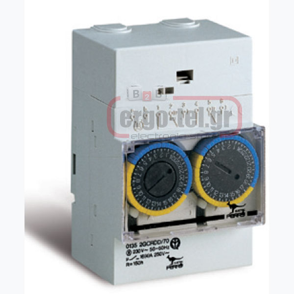 �������������� ��������� 230V �� �������� 150h 4 MODULE PERRY 0035