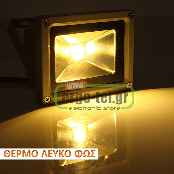 ��������� ���������� �� 1LED ������ 20W 230V 120� 1400 LUMEN 2700k ����� ��� �������� IP-65