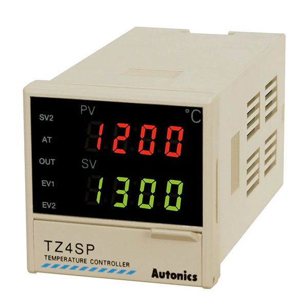 �������� ����������� PID 100-240V AC 4 ������ 48x48mm TZ4SP-14R ������ 1 ���� & 1 Alarm