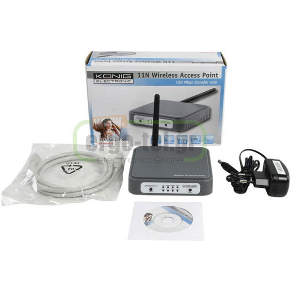 ACCESS POINT CMP-WNA P20 MIMO 11N 150 MBPS ������� ��� ����� ������� ��� ������� �����