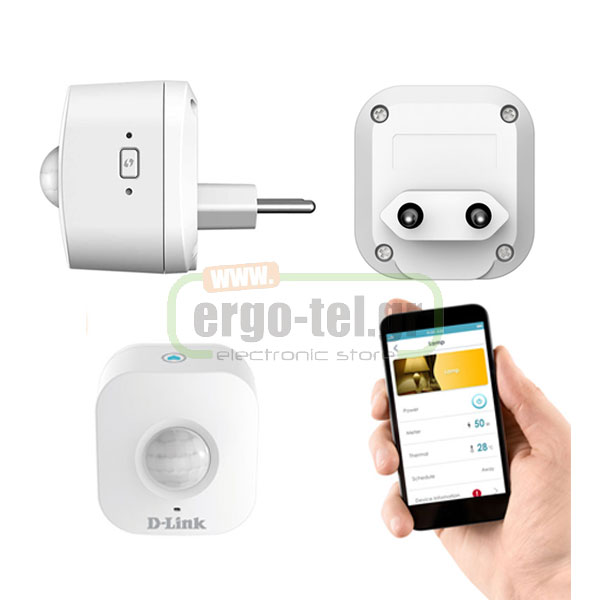 ΑΙΣΘΗΤΗΡΑΣ ΚΙΝΗΣΗΣ MYDLINK HOME DCH-S150 SMART HOME WiFi PIR MOTION SENSOR