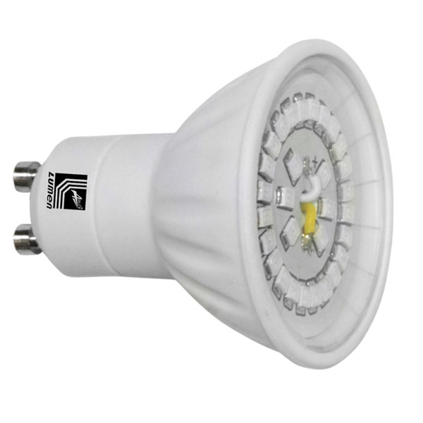 ����� led GU10 4W 230V 6000k ����� ����� ��� ������ 105� 350 lumen Ø50mm