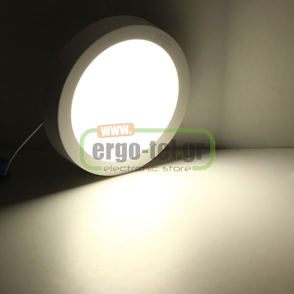 LED PANEL SLIM �������� �������� 20W ����� ��������� ��������� ����� ��� 4000k 230V 1460 LUMEN