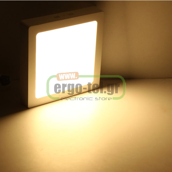 LED PANEL SLIM �������� �������� 20W ����� ��������� ����� ����� ��� 3000k 230V 1440 LUMEN