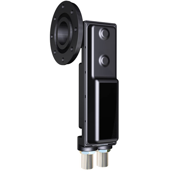 LNB INVERTO TWIN FLANGE ������� ������� 0.2 dB ������� �� HIGH DEFINITION