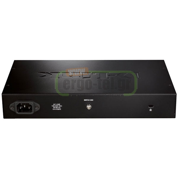 ΜΕΤΑΓΩΓΕΑΣ ΔΙΚΤΥΟΥ RACK MOUNTED SWITCH D-LINK DGS-1016D 16 ΘΥΡΕΣ UNMANAGED DESKTOP GIGABIT ETHERNET