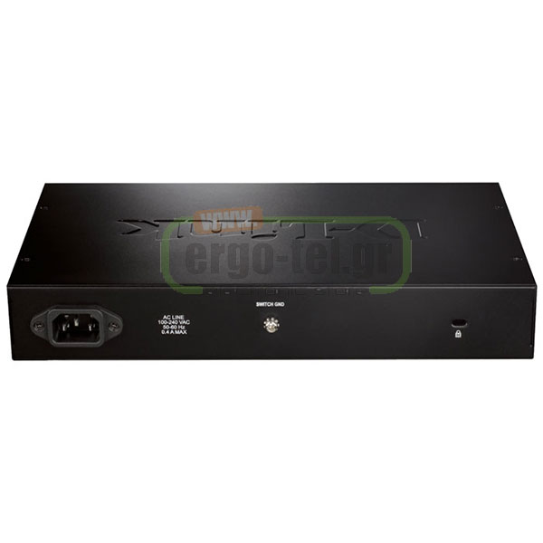 ΜΕΤΑΓΩΓΕΑΣ ΔΙΚΤΥΟΥ RACK MOUNTED SWITCH D-LINK DGS-1024D 24 ΘΥΡΕΣ UNMANAGED DESKTOP GIGABIT ETHERNET
