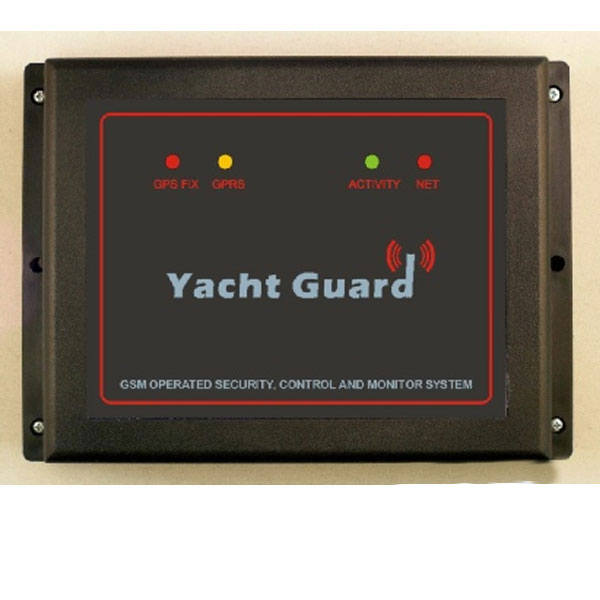 ������� ���������� ��������������� & ���������� ������ ���� GSM YACHT GUARD �� �������� GPS