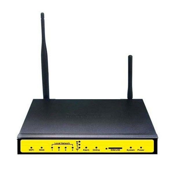 GSM/3G Router Industrial Four-Faith F3433 UMTS/WCDMA/HSPA WiFi για χρήση μέσω δικτύου κινητής