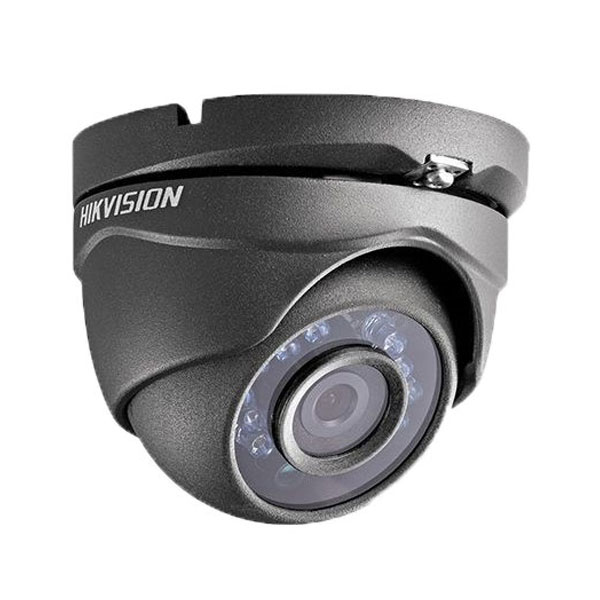 Κάμερα Turbo HD (HDTVI) Hikvision 4in1 DS-2CE56C0T-IRMF 2.8mm GREY 720p Smart IR 20m C0T