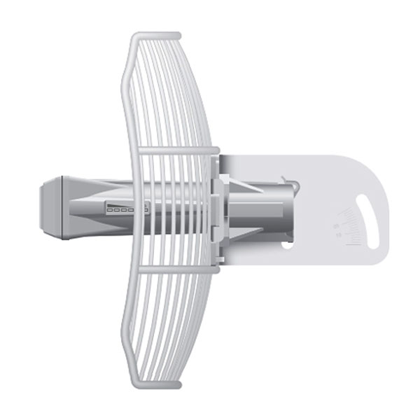 Κεραία Wi-Fi Ubiquiti AGM5-HP-23 5GHz High Power AirMax AirGrid 23dBi
