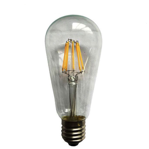 led filament eurolamp e27 10w 230v 3000k. Black Bedroom Furniture Sets. Home Design Ideas