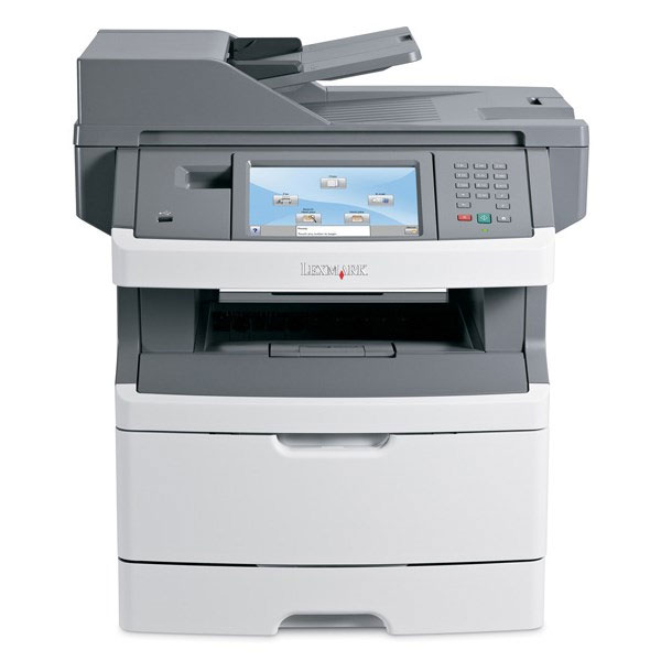 Εκτυπωτής LEXMARK used MFP Printer X464de 128 MB Laser με toner