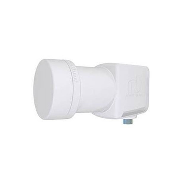Lnb Inverto Essential Universal Single Straightfeed 40mm LNB συμβατό με UHD/HDTV DVB-S2