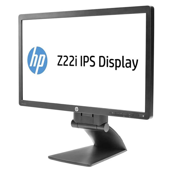 "Οθόνη ανακατασκευασμένη HP used Z22i LED backlight IPS 21.5"" Full HD VGA/DVI-D/DisplayPort FQ"