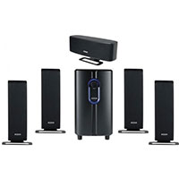 ΗΧΕΙΑ HOME CINEMA hi-fi - hi-end 5.1