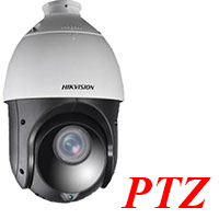 ΑΝΑΛΟΓΙΚΕΣ ΚΑΜΕΡΕΣ TURBO HD (HDTVI) HIKVISION IP PTZ SPEED DOME
