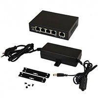 PoE Injectors & PoE Ethernet Switch
